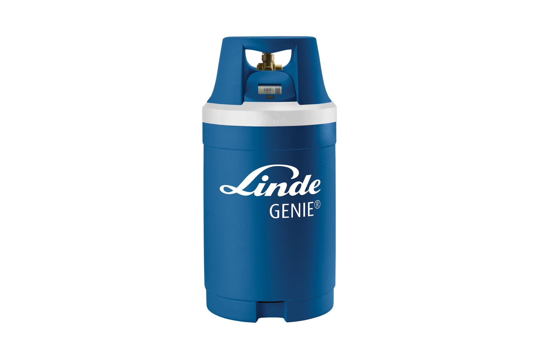 GENIE 20L cylinder containing oxygen
