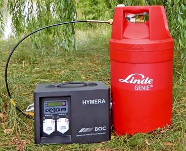 HYMERA® Hydrogen Fuel Cell Generator | BOConline Ireland